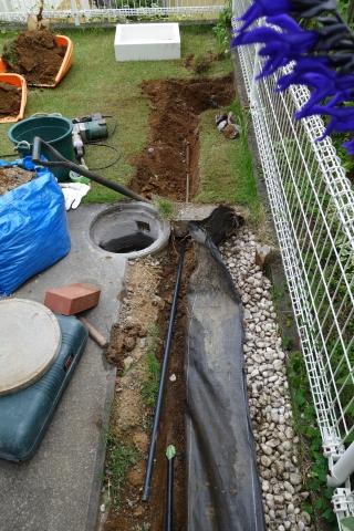 立水栓 DIY