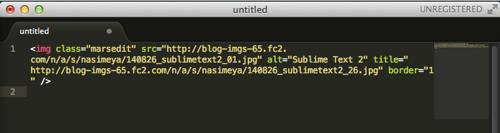 Sublime Text 2_inputsequence