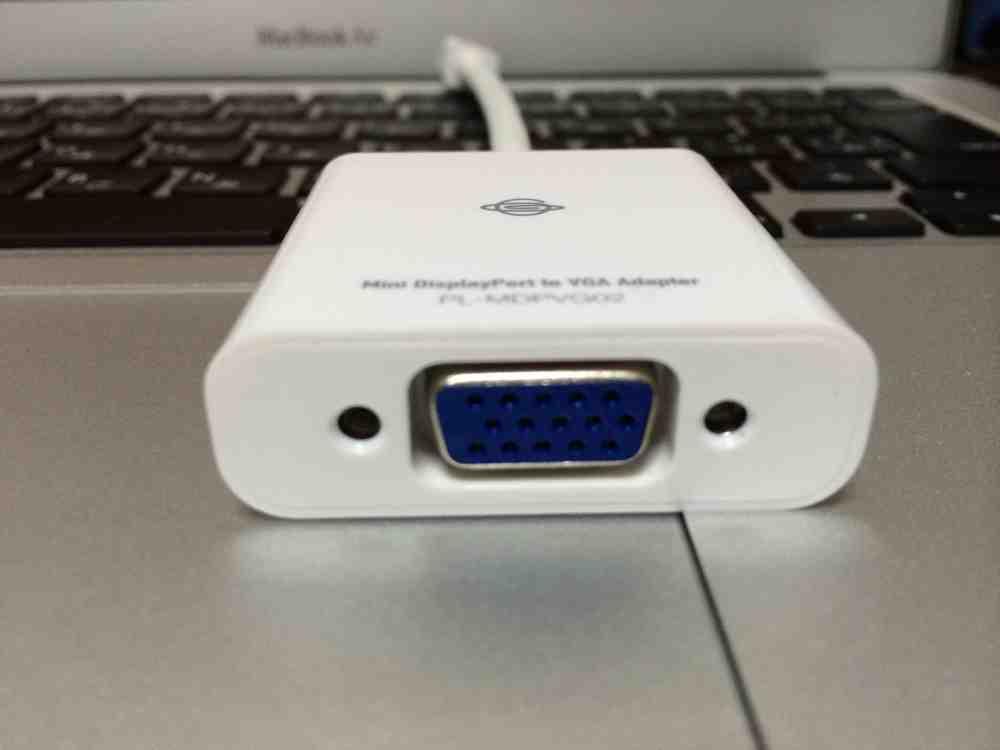 mac-プロジェクターvga変換アダプター