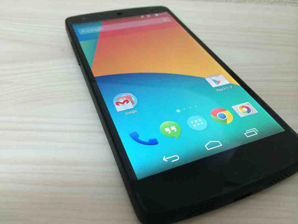 Nexus 5-simフリー