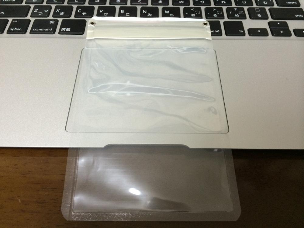 iPhoneの防水クリアケース