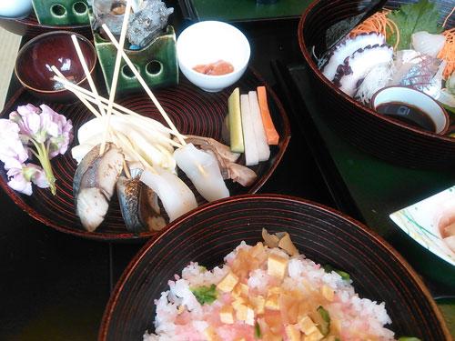 炙り寿司1