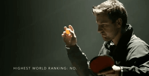 世界チャンピョンティモ・ボル選手