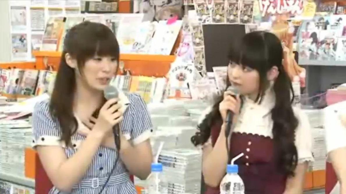 「げんしけん二代目」サークル室雑談会 生放送 第1回