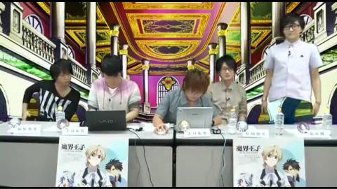 魔界王子マニフェスト公約ニコ生 放送直前スペシャル