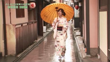 「めんまの全国舞台挨拶旅」 京都編