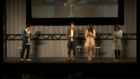 「境界線上のホライゾン」 アニメコンテンツエキスポ2012