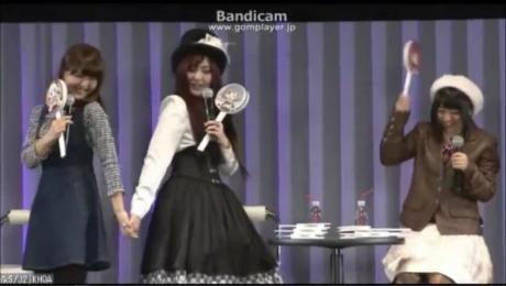 「劇場版 魔法少女まどか☆マギカ [新編]叛逆の物語」トークショー