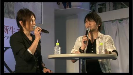 声優さんスペシャルトークショー(中村悠一さん、KENNさん)