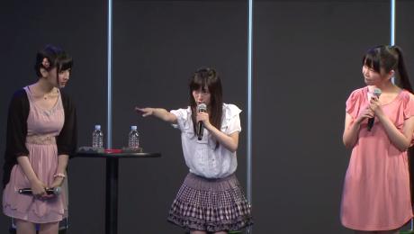 「夏の学園祭2013」 のんのんびより  アニメ化記念ステージ