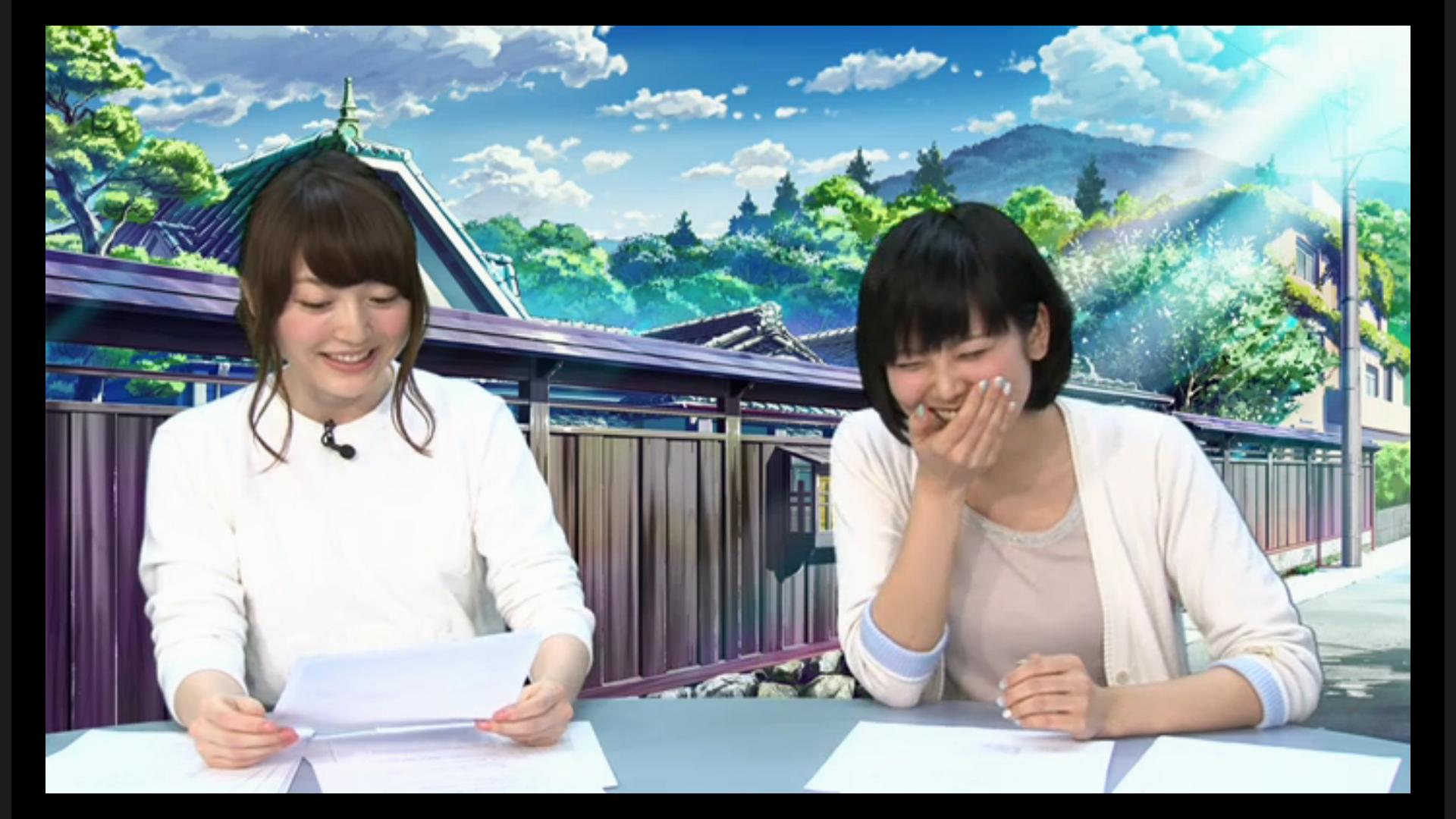 「僕らはみんな河合荘」Webラジオ【出演:花澤香菜、金元寿子】 「ラジオもみんな河合荘~ニコ生スペシャル2!」