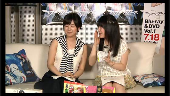 「キャプテン・アース」スペシャル番組とっておきのBlu ray&DVD開封式!! ~ハナとアカリで空けちゃうよ~