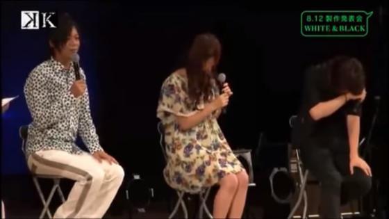 TVアニメ「K」製作発表会 WHITE&BLACK  抜粋