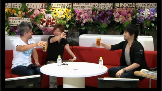 新生FFXIV 1周年記念 14時間生放送 スペシャルゲスト トークコーナー(中村悠一)