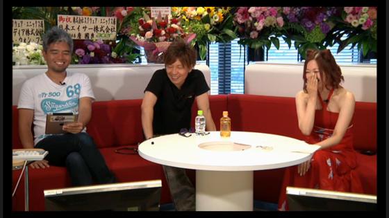 新生FFXIV 1周年記念 14時間生放送 スペシャルゲスト トークコーナー(田中理恵)