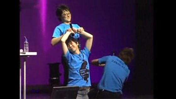 下野紘&梶裕貴のRadio Misty 2nd LIVE