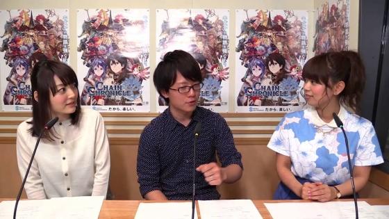 チェインクロニクル #8『井口裕香・花澤香菜のチェンクロできるかな?』 2014年7月18日