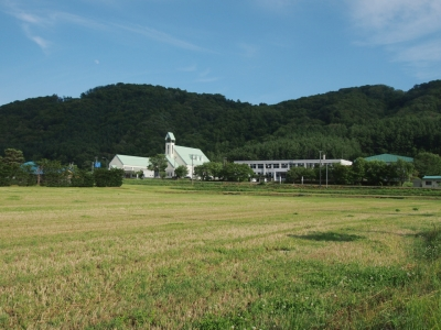 久保内小学校 有珠山 中学1