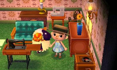 メリヤスちゃんは裁縫好き
