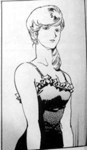歌姫時代のハモン