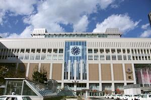 札幌駅正面