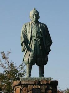 高田屋嘉兵衛像