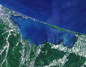 幻のサロマ湖