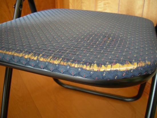 旧PC椅子①