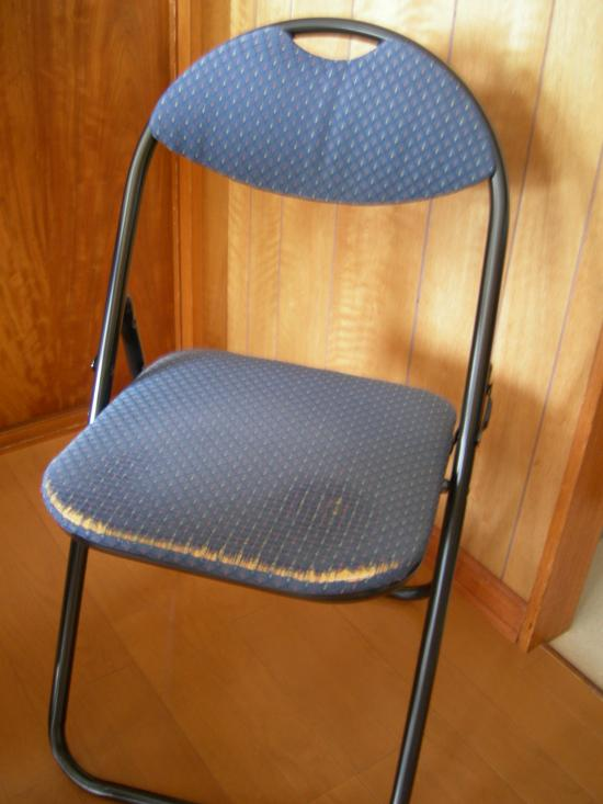 旧PC椅子②