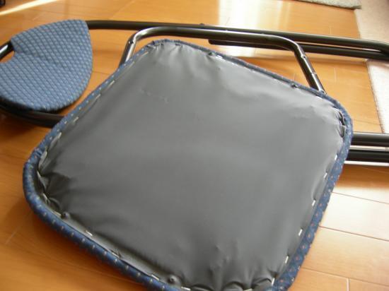 PC椅子分解①