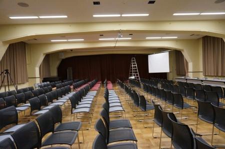 京都国際MM多目的ホール