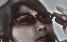 u16メガネを02