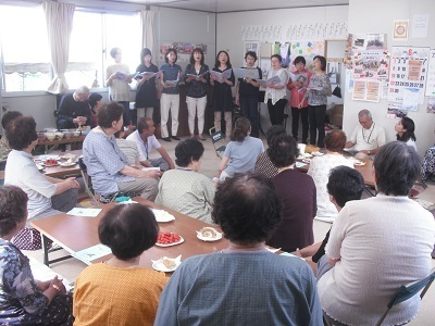 6月26日広畑お茶会