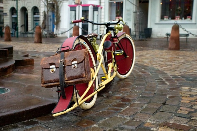 ... なデザインもある自転車画像集