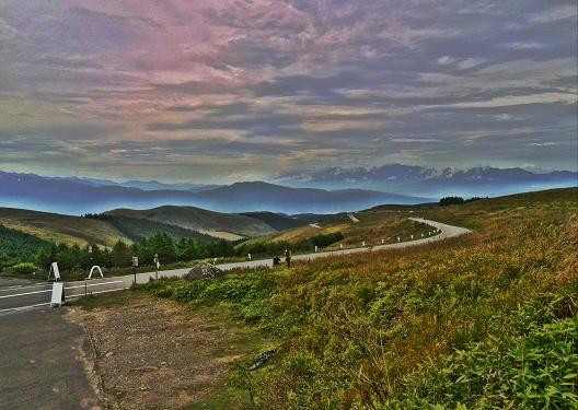 霧が峰高原ドライブ