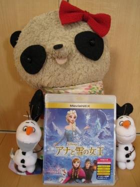 アナ雪DVD