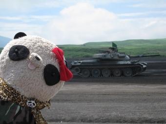おばぶと戦車