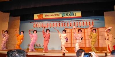 熱海の芸妓さんの踊り02