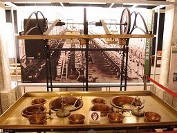 フランス式繰糸機