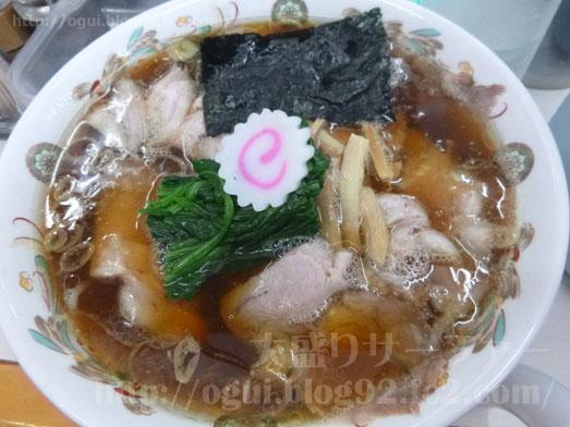 青島食堂秋葉原店長岡ラーメンチャーシュー麺大盛り001