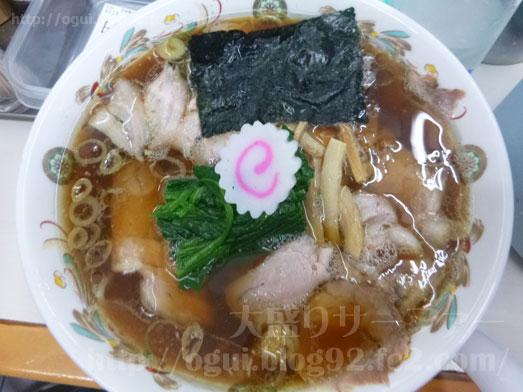 青島食堂秋葉原店長岡ラーメンチャーシュー麺大盛り018