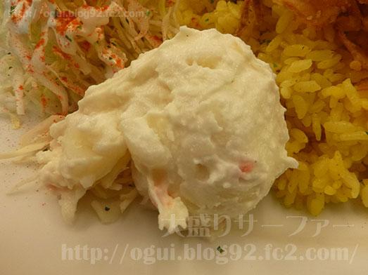 カレーは飲み物。秋葉原店で鶏カレー山盛り019