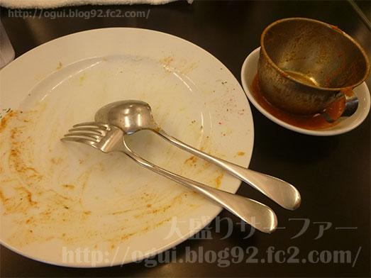 カレーは飲み物。秋葉原店で鶏カレー山盛り026