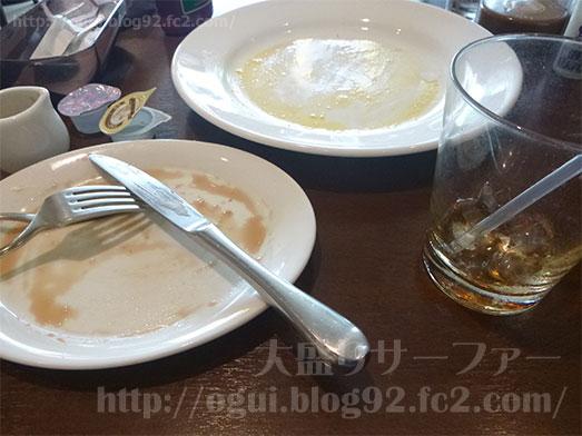 デニーズ秋葉原パンケーキモーニングセット027