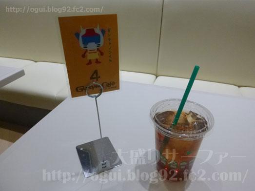 ガンダムカフェイオンモール幕張パンケーキモーニング032