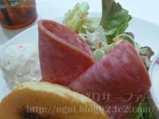 ガンダムカフェイオンモール幕張パンケーキモーニング039