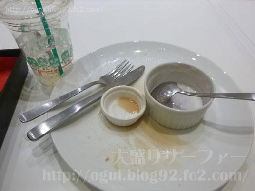 ガンダムカフェイオンモール幕張パンケーキモーニング049