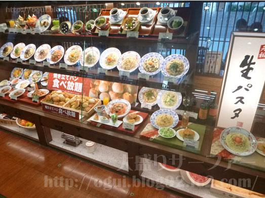 鎌倉パスタでパン食べ放題005