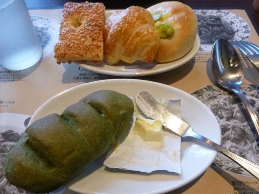 鎌倉パスタでパン食べ放題021