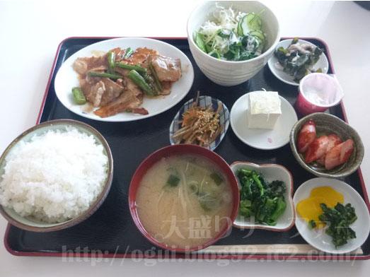 鴨川レストランオリーブ日替わりランチ定食036